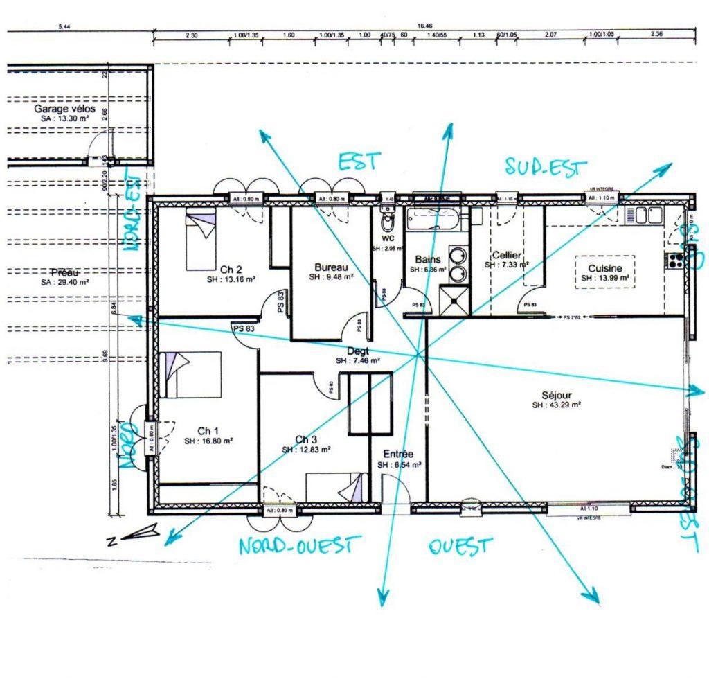 architectes relooking feng shui harmonizen. Black Bedroom Furniture Sets. Home Design Ideas